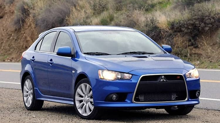 Review: 2010 Mitsubishi Lancer Sportback Ralliart takes aim at the competition