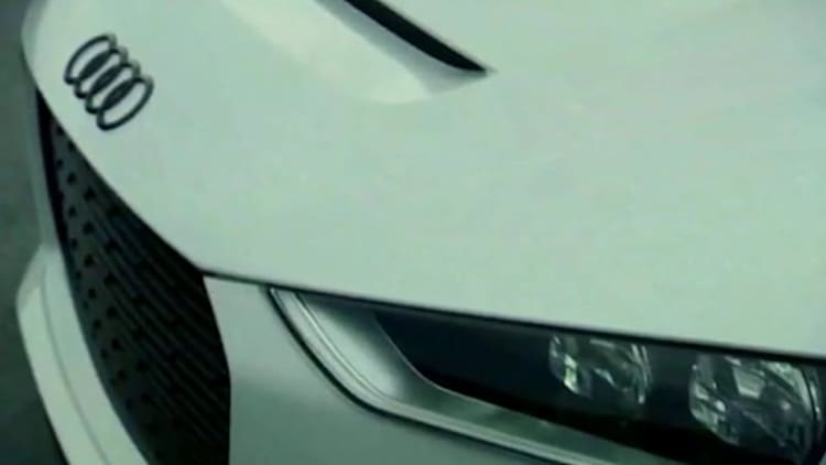 Video: Audi Quattro Concept plays with our emotions