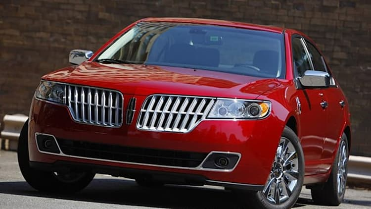 First Drive: 2011 Lincoln MKZ Hybrid