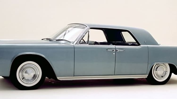 Lincoln Continental to return? Depends on who you ask...