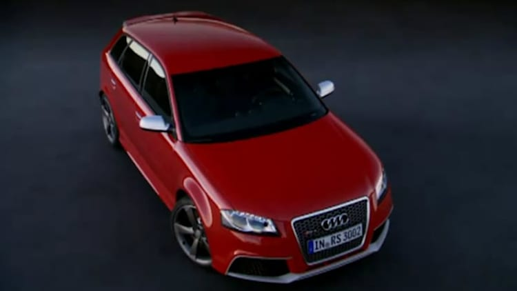 Video: Take in the all-new Audi RS3 from every angle