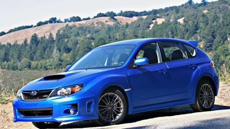 Review: 2011 Subaru Impreza WRX