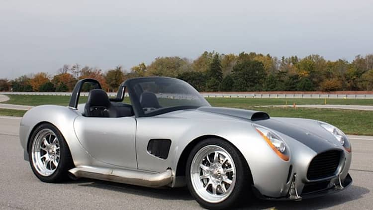 First Drive: 2012 Iconic AC Roadster