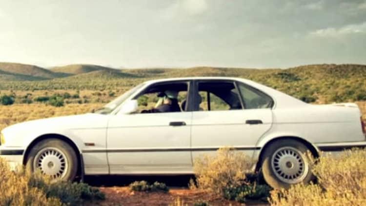Video: BMW - The Ultimate Meerkat Stalking Machine?