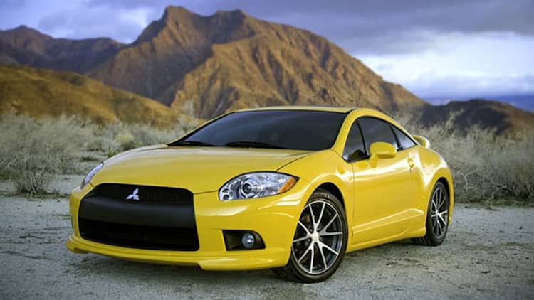 Report: Mitsubishi to kill Eclipse, Endeavor and Galant