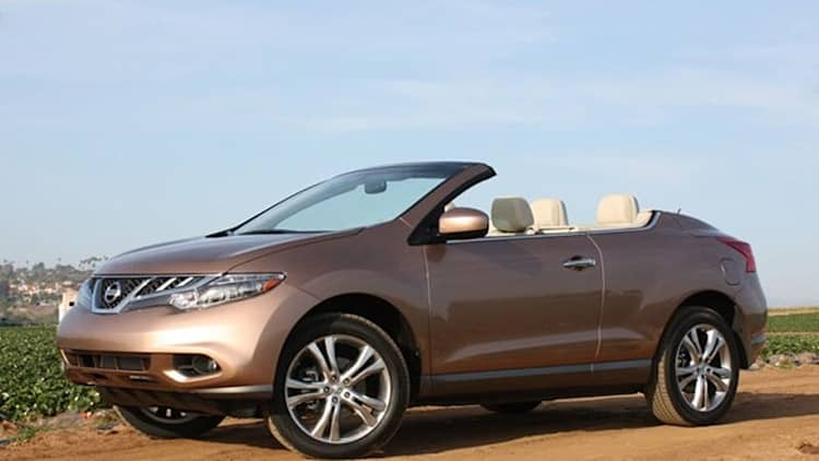 First Drive: 2011 Nissan Murano CrossCabriolet