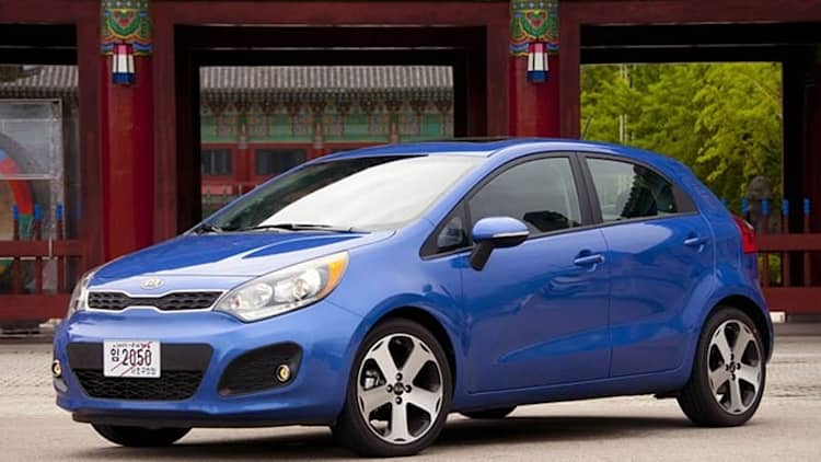 2012 Kia Rio 5-Door [w/video]