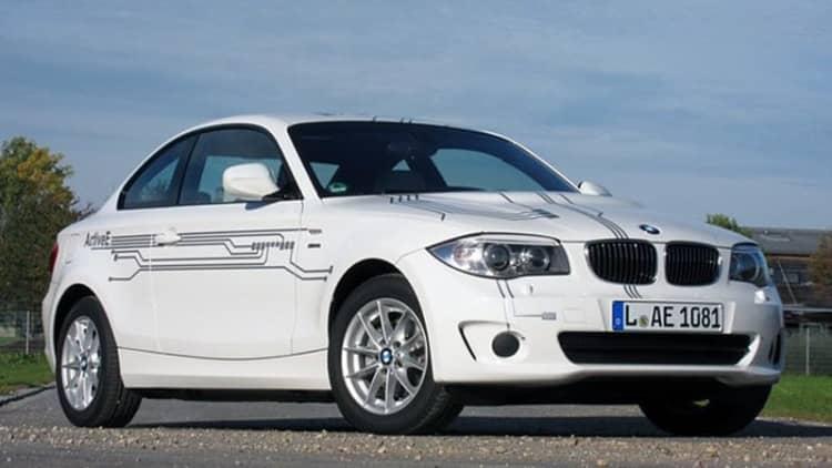 BMW recalling 1 Series ActiveE over bad drivetrain housing