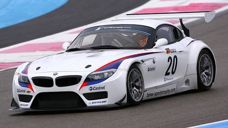 BMW bringing Z4 GT3 to North America, but still no Z4 M
