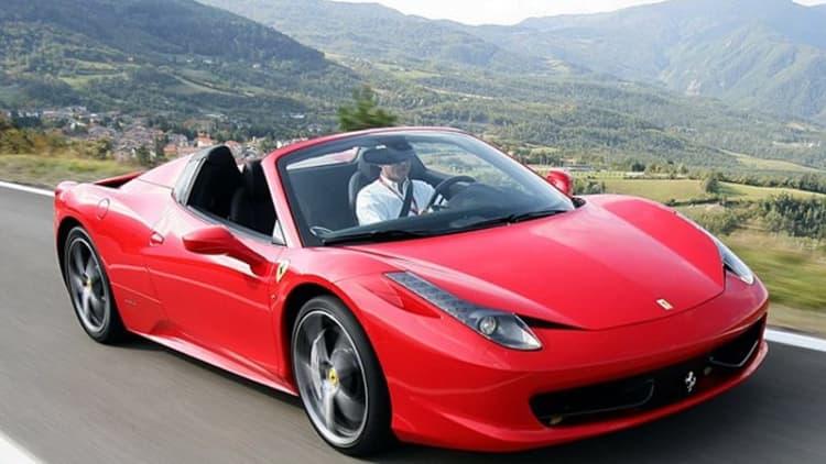 2012 Ferrari 458 Spider [w/video]