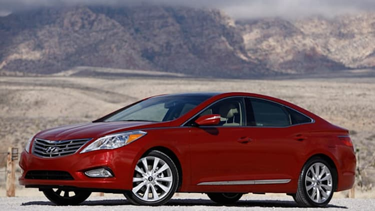 2012 Hyundai Azera [w/video]