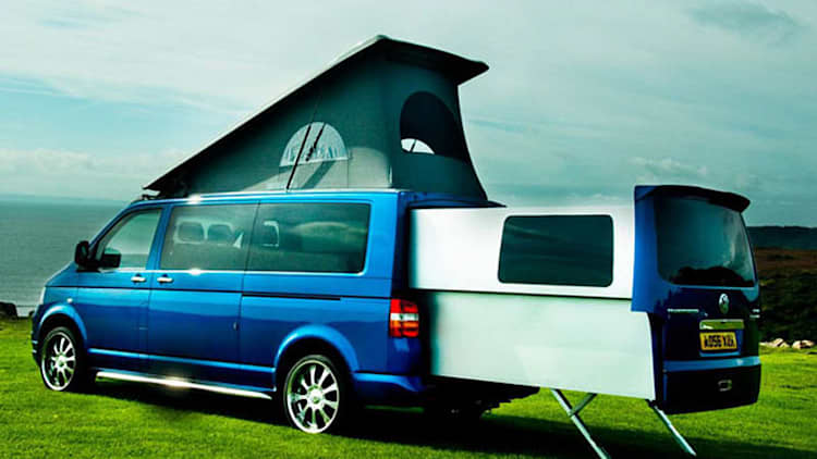 The Doubleback fits a big RV into a small space