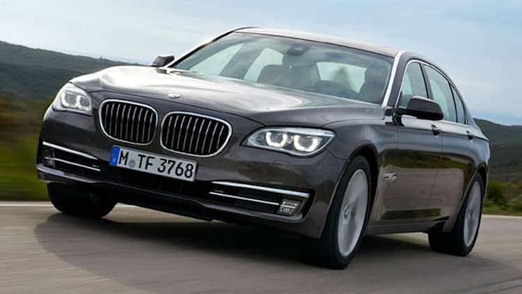 2013 BMW 7 Series arrives with more power, gadgets and safety [w/video]
