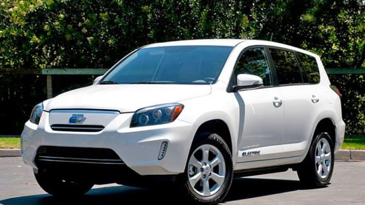 2012 Toyota RAV4 EV [w/video]
