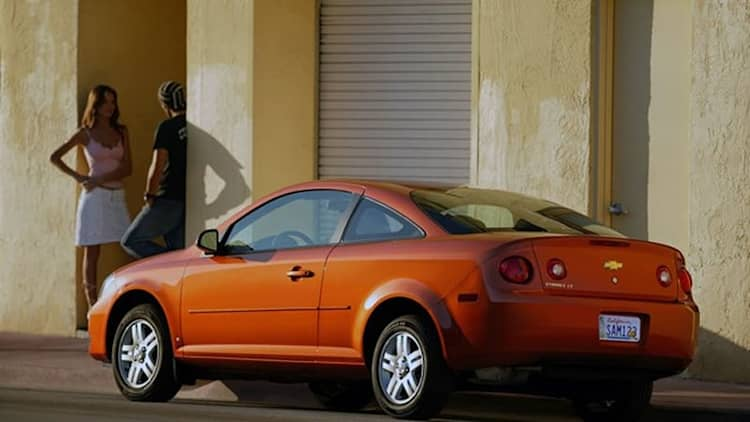 GM recalling over 40,000 Chevy, Pontiac and Saturn models over fuel pump woes