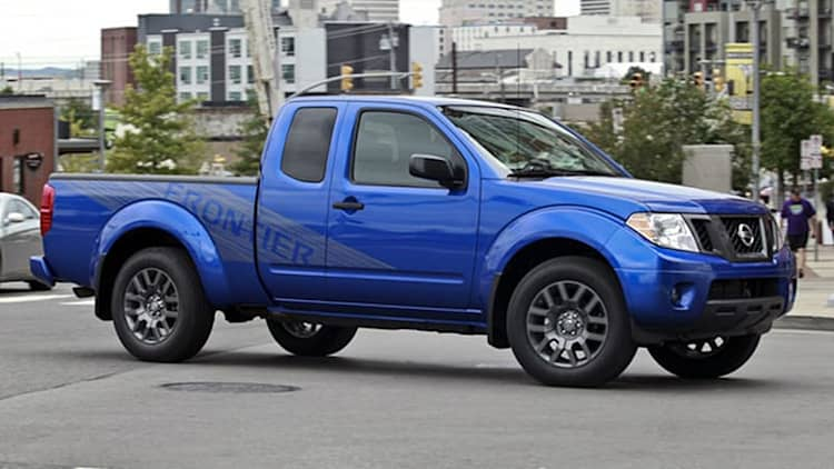 Nissan recalling select 2012 Frontier, Pathfinder and Xterra models over wheel hub fractures