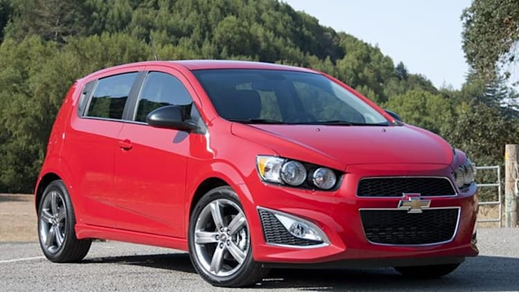 2013 Chevrolet Sonic RS First Drive [w/video]