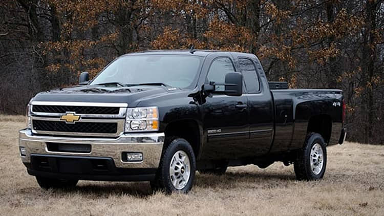 GM recalls full-size truck, SUVs and vans over faulty shifter mechanism