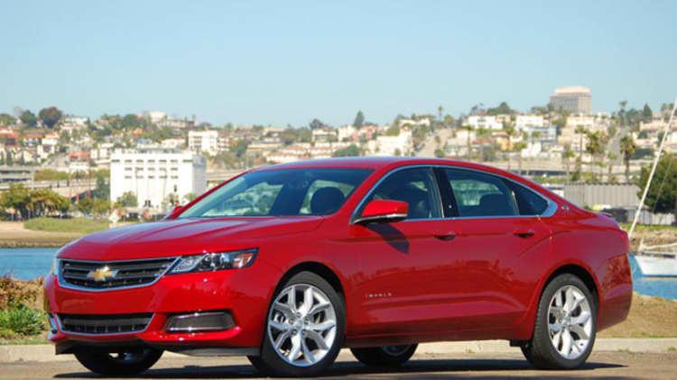 2014 Chevrolet Impala [w/video]