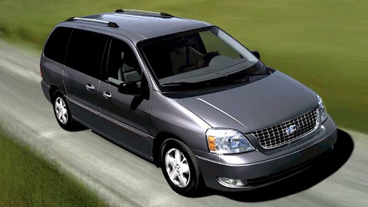 Ford finally issues recall for 230K minivans over rust problems
