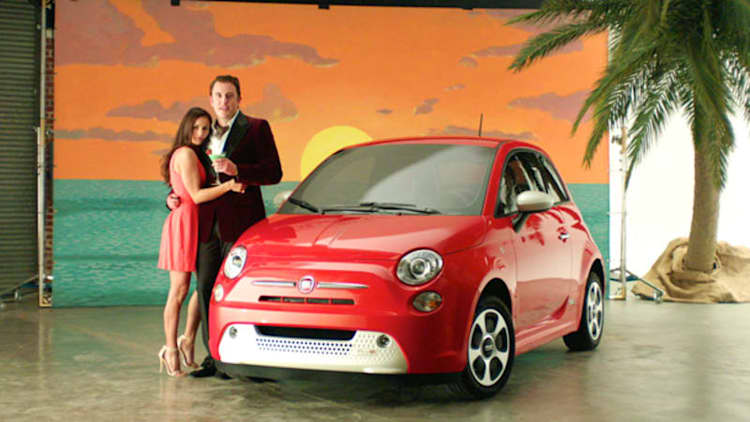 Fiat's 'Environmentally Sexy' online matchmaking site amuses