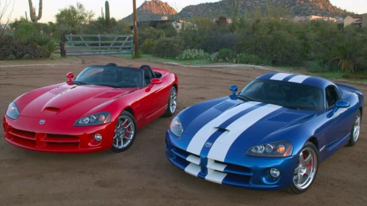 Our picks for the most groundbreaking American cars