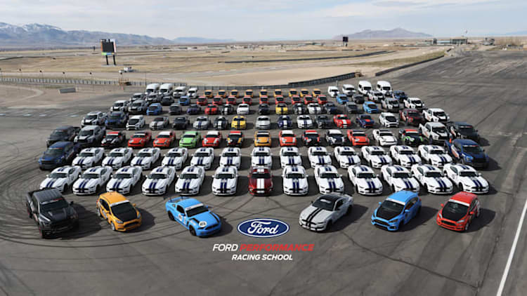 Ford racing school expands to North Carolina