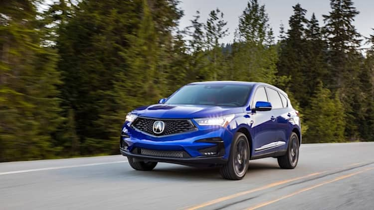 2020 Acura RDX Review and Buying Guide   Target re-acquired