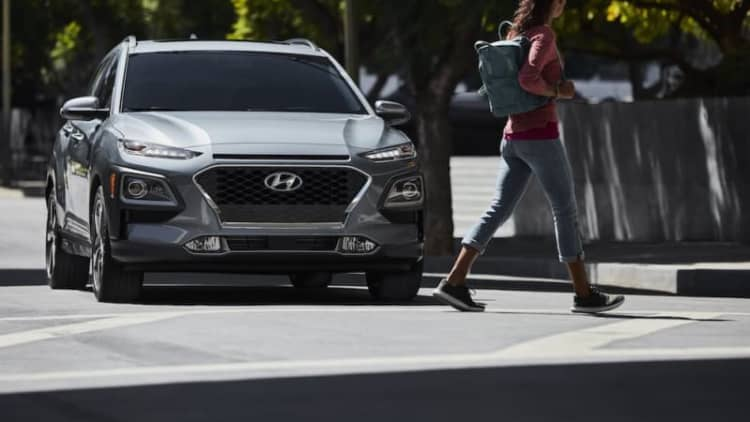 2020 Hyundai Kona, Santa Fe and Tucson get 5-star safety ratings