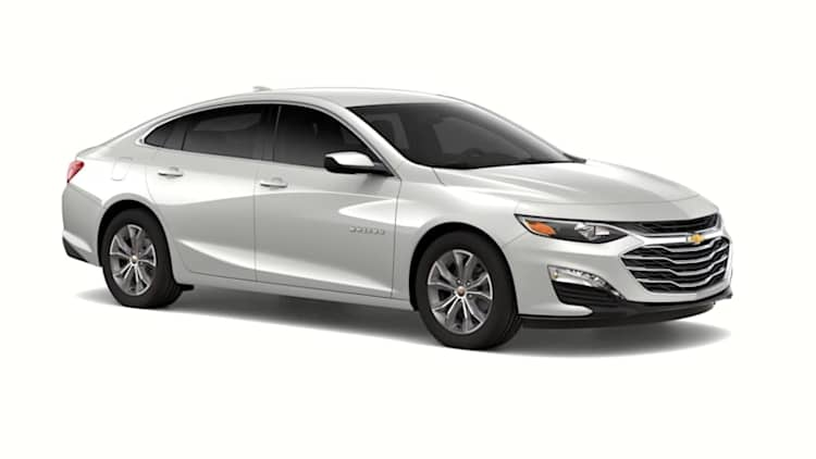 The Chevrolet Malibu Hybrid is dead in the water