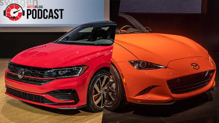 2019 Chicago Auto Show Special   Autoblog Podcast #570
