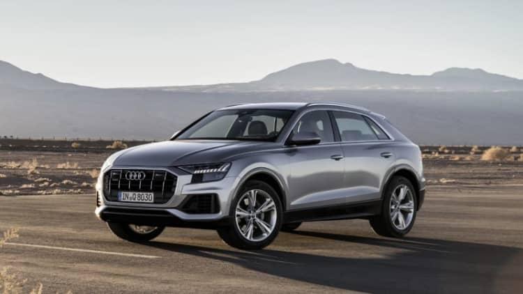2019 Audi Q8 Drivers' Notes Review | Sharp dresser