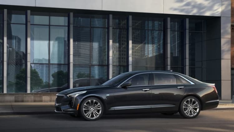 Cadillac dropping trims, powertrains for 2020 CT6