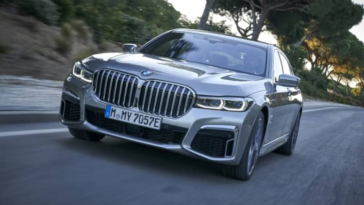 BMW design boss defends and explains the 7 Series grille size