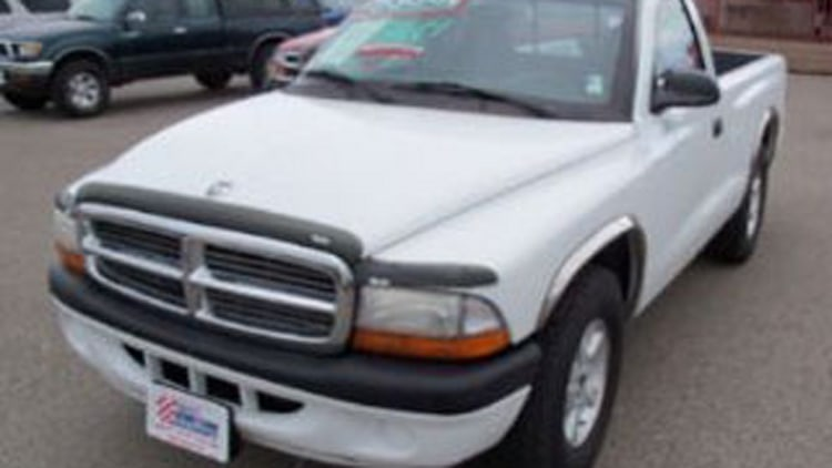 Best Used Cars To Buy Under 5000 >> Best Used Cars: Pickup Trucks Under $5,000
