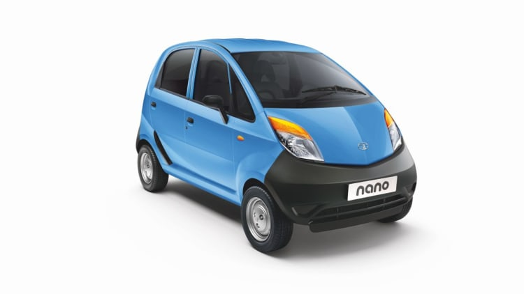 tata nano market segmentation Price in the marketing mix of tata nano tata nano is clearly using a penetration price policy the project tata nano was designed to create an alternative for two wheelers at a nearby pricing range it was projected as an affordable car with an initially price tag of 100,000 inr however, by the time.