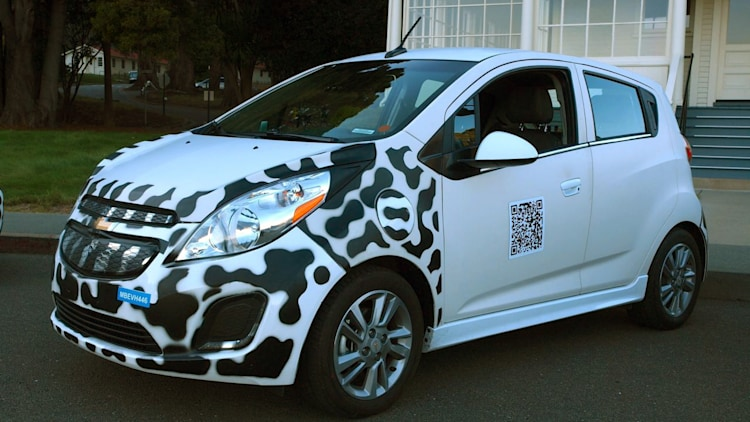 chevy spark ev electrification experience photo gallery autoblog. Black Bedroom Furniture Sets. Home Design Ideas