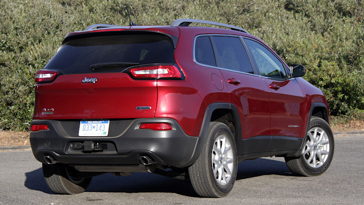 2014 jeep cherokee first drive photo gallery autoblog. Black Bedroom Furniture Sets. Home Design Ideas