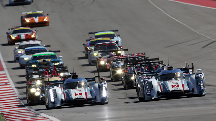Audi S 100th Lmp Victory At 6 Hours Of Cota Photo Gallery