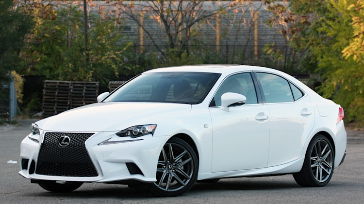 2014 Lexus IS 250 AWD F Sport: Quick Spin Photo Gallery