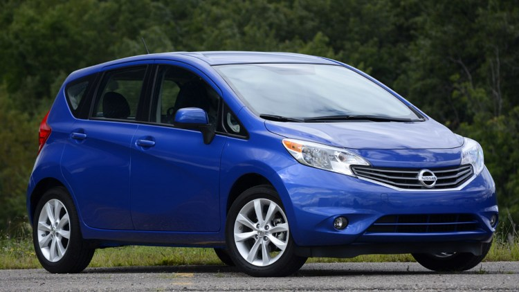 2014 nissan versa note review photo gallery autoblog. Black Bedroom Furniture Sets. Home Design Ideas