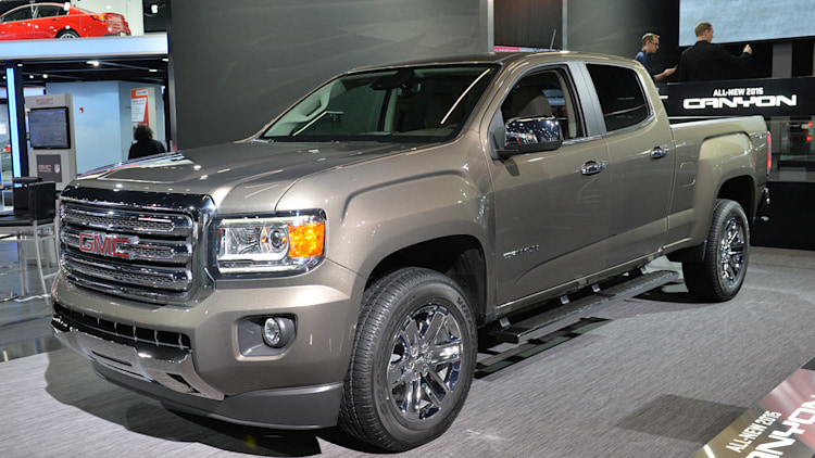 2015 gmc canyon detroit 2014 photo gallery autoblog. Black Bedroom Furniture Sets. Home Design Ideas