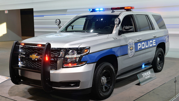 2015 Chevrolet Tahoe PPV: Chicago 2014 Photo Gallery - Autoblog