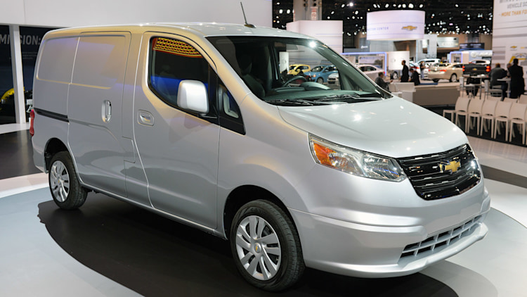 2015 chevrolet city express chicago 2014 photo gallery autoblog. Black Bedroom Furniture Sets. Home Design Ideas