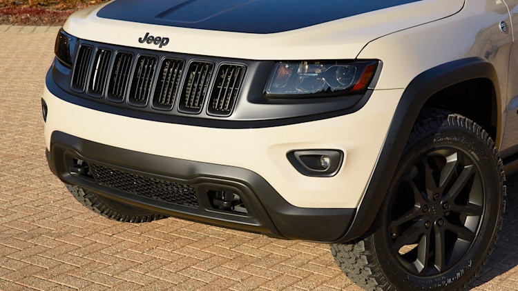 Jeep Grand Cherokee Trail Warrior Concept Photo Gallery ...