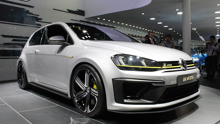 volkswagen golf r400 concept beijing 2014 photo gallery autoblog. Black Bedroom Furniture Sets. Home Design Ideas