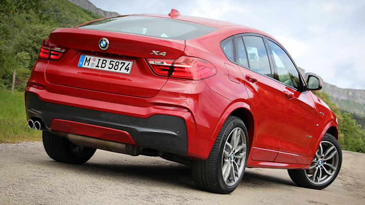 2015 bmw x4 first drive photo gallery autoblog. Black Bedroom Furniture Sets. Home Design Ideas