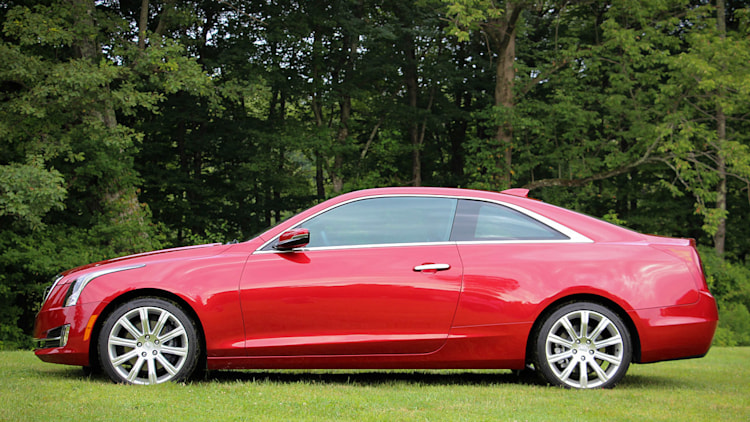 2015 cadillac ats coupe first drive photo gallery autoblog. Black Bedroom Furniture Sets. Home Design Ideas