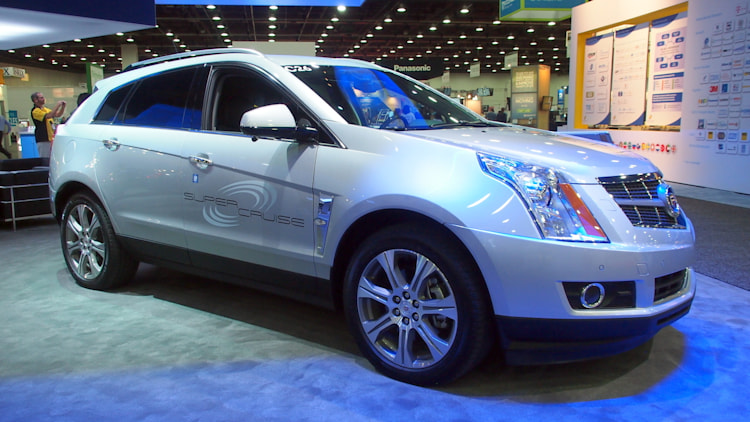 Cadillac Srx With Super Cruise Photo Gallery Autoblog