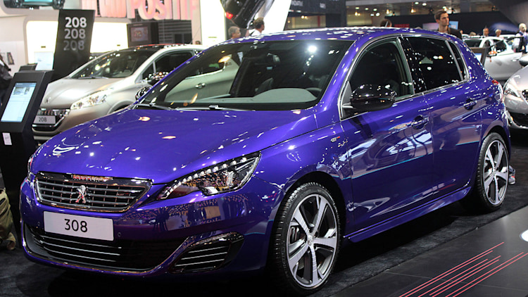 peugeot 308 gti oct 2 2014 photo gallery autoblog. Black Bedroom Furniture Sets. Home Design Ideas